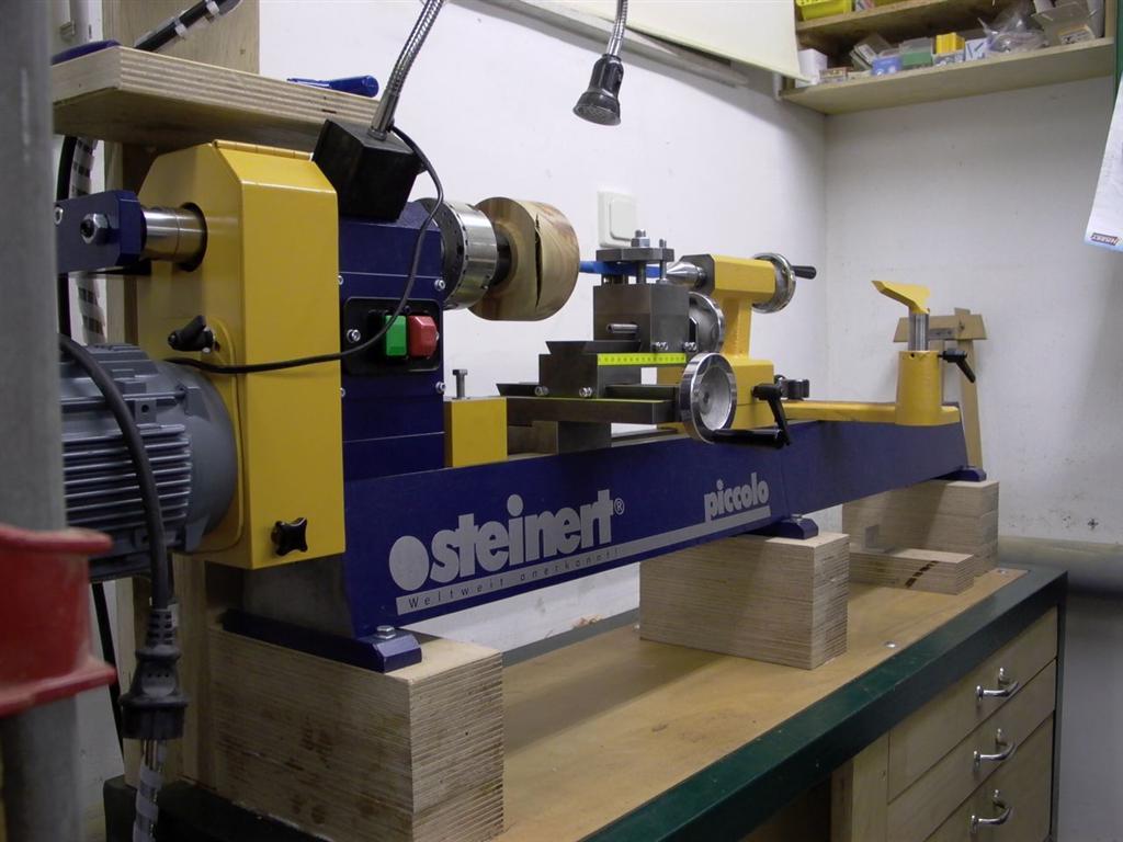 Drechselbank steinert gebraucht – Battenfeld mikrospritzguss