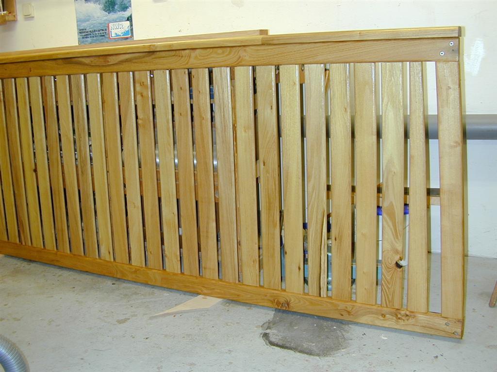 Balkongelander Holz Seite De